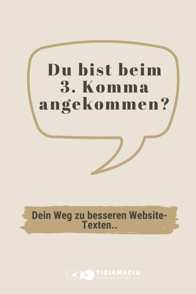 Gute Website Texte